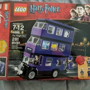 LEGO Harry Potter The Knight Bus (4866)  COMPLETE